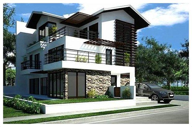 Casas en venta popayan for Fachadas bonitas y modernas